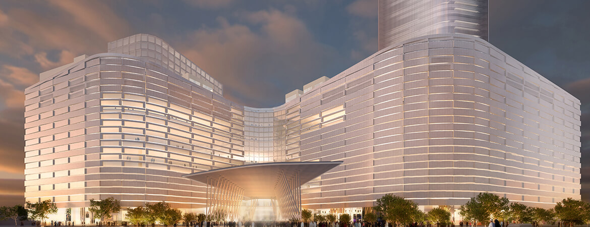 Bringing Great Design Ideas To Completion For 50 Years Emirates Projects